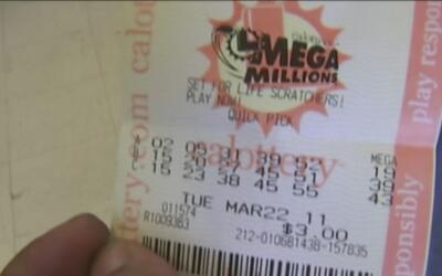 El boleto ganador de la lotería, el truco en el que siguen cayendo los m...