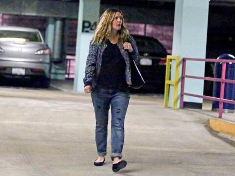 Drew Barrymore está a punto de convertirse en mamá por seg...