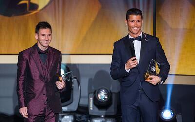 Lionel Messi buscará su sexto Balón de Oro, CR7 su cuarto