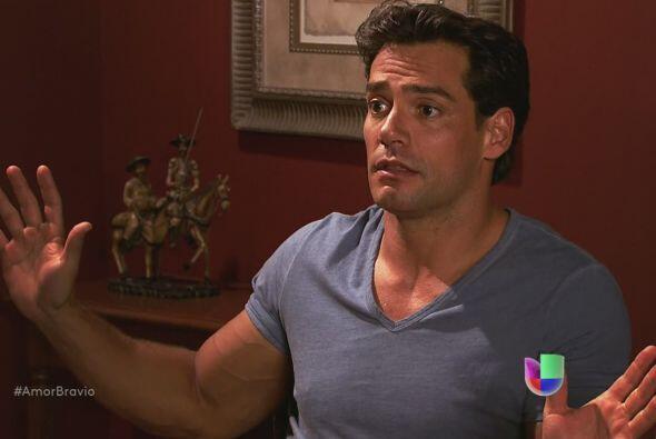 Daniel quiere proteger a Camila y alterar los derechos que pretende deja...