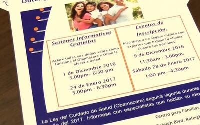 Familias hispanas en Carolina del Norte podrán recibir ayuda para inscri...