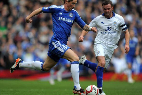 Era día de FA Cup y de equipos grandes. Chelsea se enfrentó al Leicester...