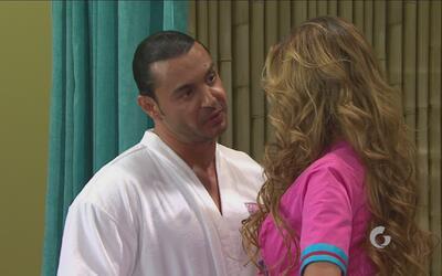 Hotel Todo Incluido | Latin Lover puso nerviosa a Chabelita