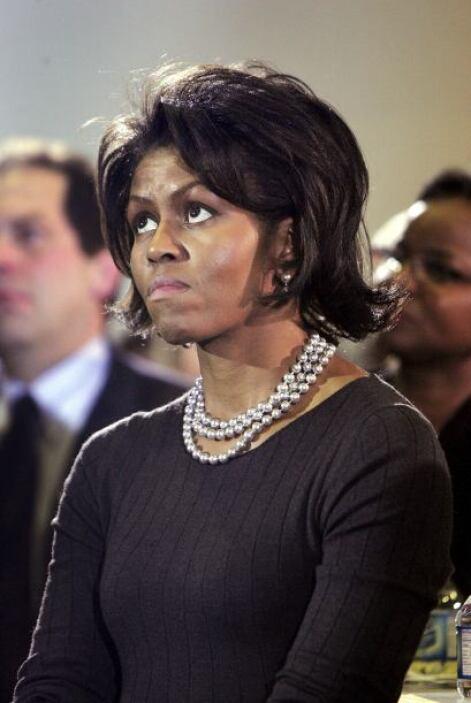 Desde principios de 2010, la Primera Dama ha liderado la lucha contra la...