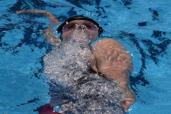 La norteamericana, que consiguió cinco medallas olímpicas en Londres -cu...