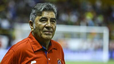 Carlos Reinoso no sabe nada del último refuerzo del Veracruz