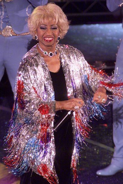Su alegría era el reflejo de más de 30 años dedicados a la música.