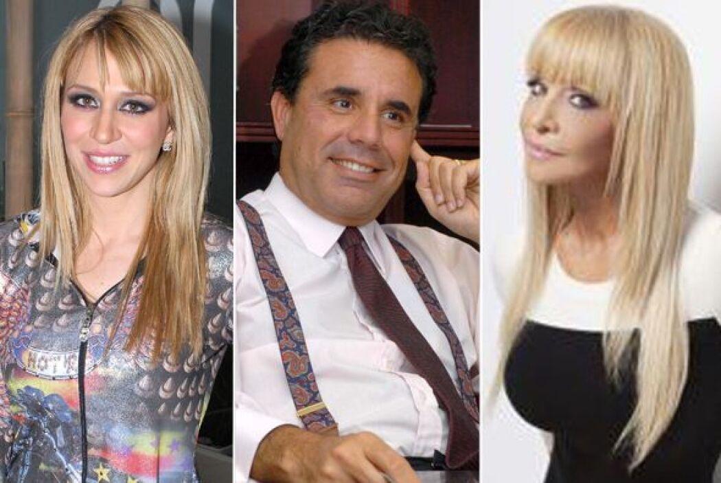 Desde entonces la relación entre ellos tres era de polémica y escándalo,...
