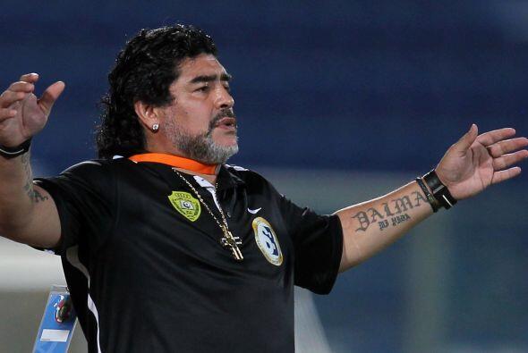 Maradona Al Wasl