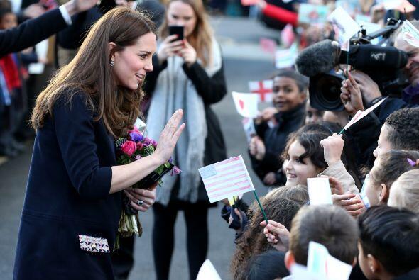 Sin lugar a dudas, los mejores momentos de la duquesa fueron cuando romp...