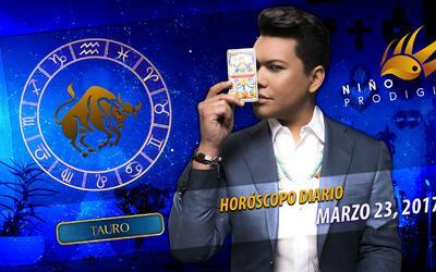 Niño Prodigio - Tauro 23 de marzo, 2017