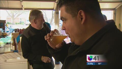 Cerveceros de San Antonio comparten su arte