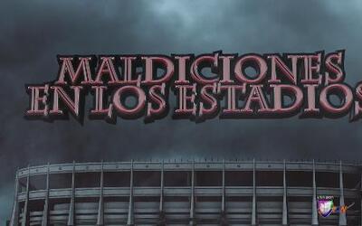 Maldiciones en los estadios del fútbol mexicano