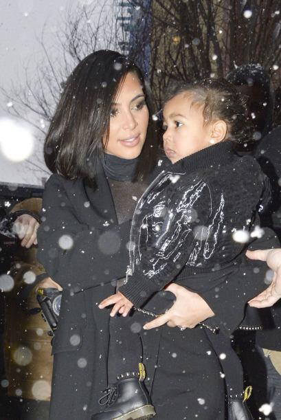 Kim está esperando a su segundo hijo.