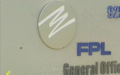 Clientes de la compañía de electricidad FPL pagarán gastos que tuvo por...