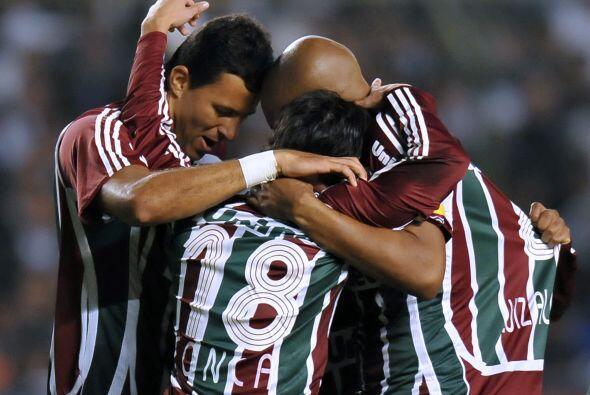 Fluminense tuvo que esperar 26 años para obtener un nuevo t&iacut...