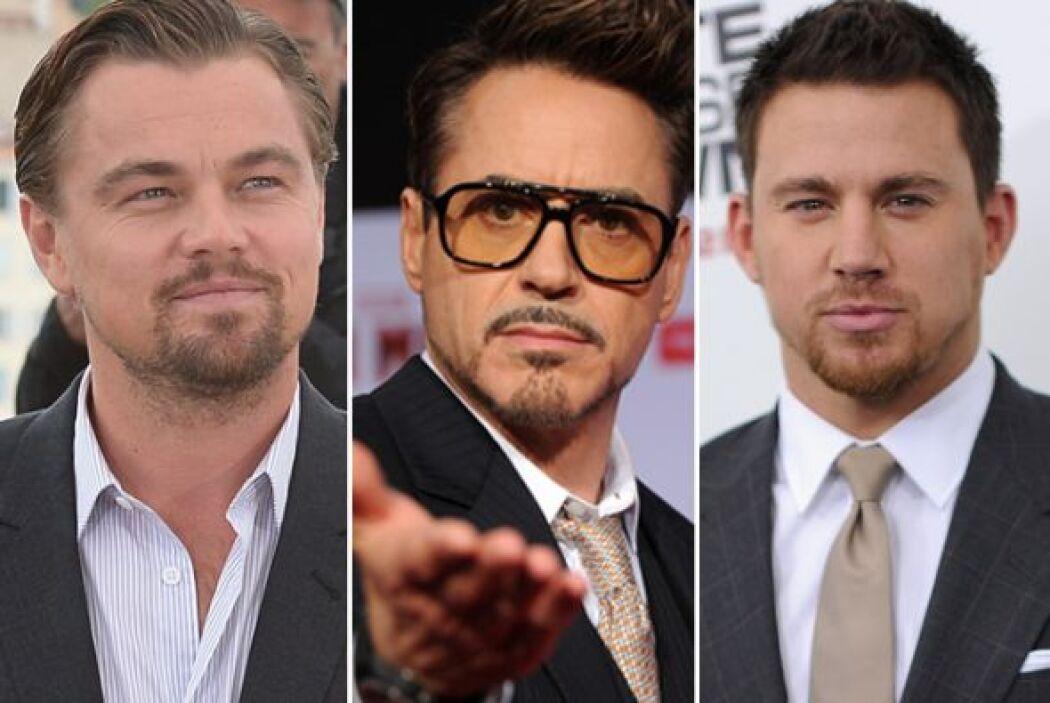 El talento y arduo trabajo de estos actores se refleja en lo taquilleras...