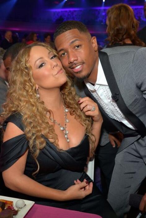 Pero, ¿sabías que ella le lleva diez años a su amor? Mariah nació en 197...