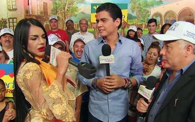 La Barbie Latina y Mitzy se enfrentaron por Ninel Conde