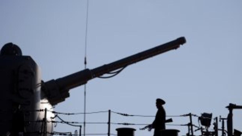 """Rusia anunció que efectuó una prueba con un misil """"intercontinental"""" ava..."""