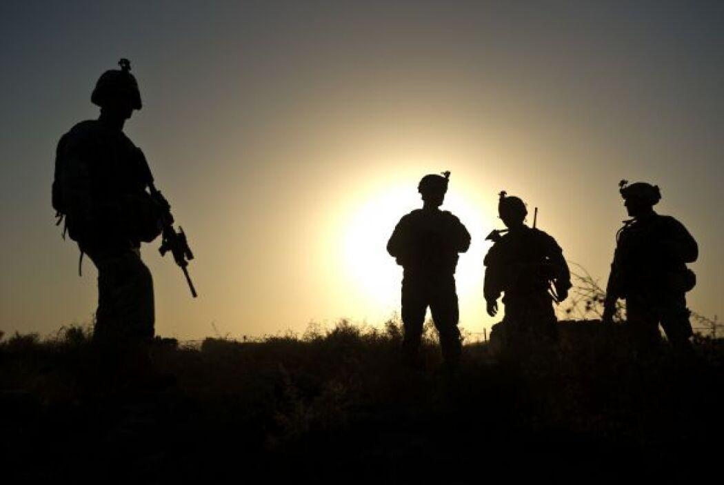 En tanto, las guerras en Irak y Afganistán seguían su curso.