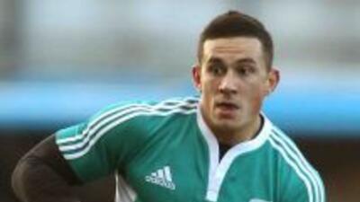 Sonny Bill Williams se estrenó este año como internacional de rugby con...