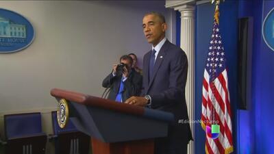 Obama discute con congresistas el futuro de los niños migrantes