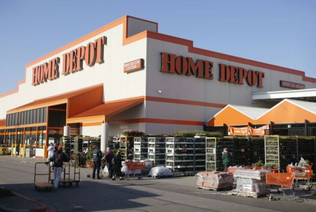 HOMEDEPOT- Si deseas comprar en este establecimiento puedes acudir a par...