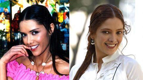 Marlene Favela y Adela