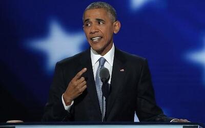 """Barack Obama: """"No hay nadie más calificado que Hillary Clinton"""""""