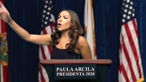 Entre Trump y Hillary, ¡nuestro voto es para Paula Arcila!. Mira por qué.
