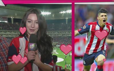 Las aficionadas desahogaron su amor por sus jugadores favoritos