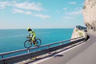Hacer trials MTB es bastante osado. ¿Hacer trials MTB en una bicicleta d...