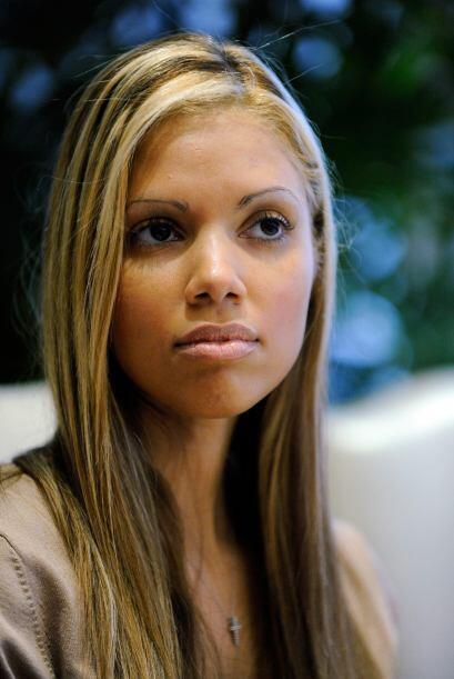 Se rumora que la modelo Vanessa López ha sido amante de varios atletas d...