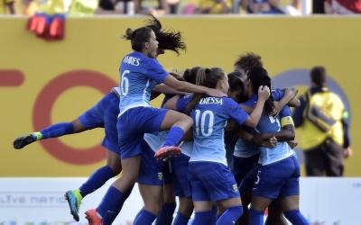 Brasil la mejor en Toronto 2015.