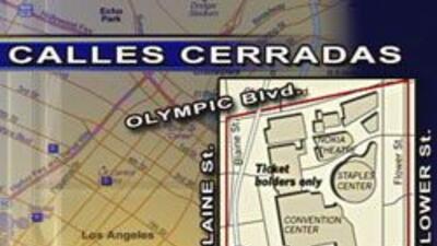 Cierres y desvios por homenaje a Michael Jackson en el centro de Los Ang...