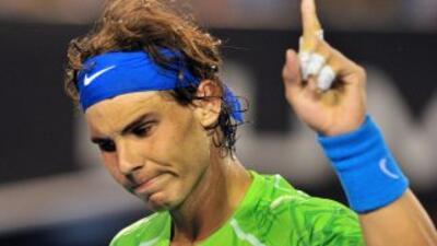 Rafael Nadal fue sorprendido por un control antidopaje luego de las acus...