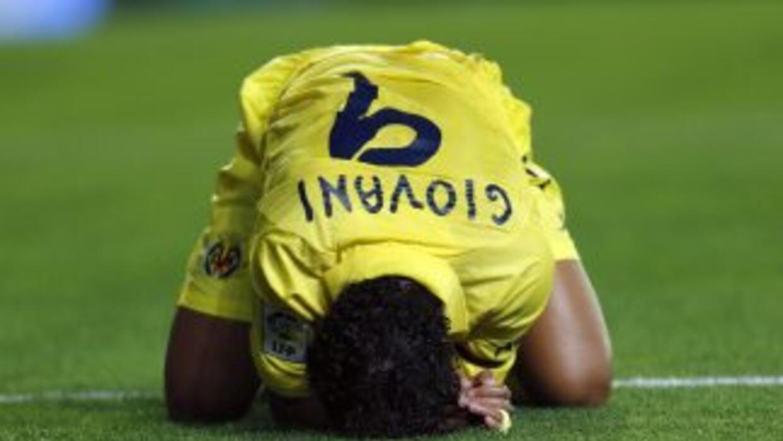 La lesión de Giovani podría apartarlo de las canchas algunas semanas.