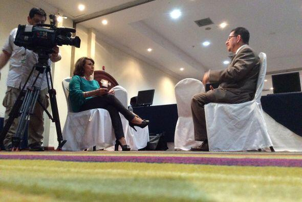Univision 34 los Ángeles presente en los comicios electorales de...