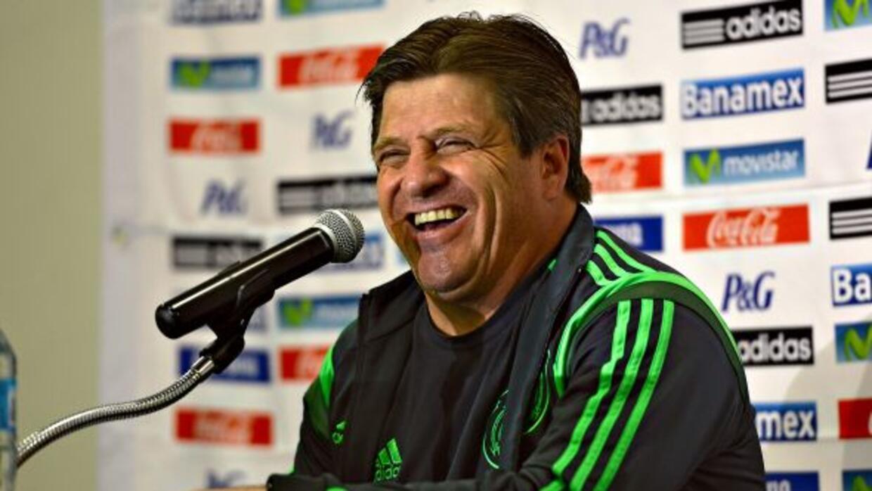El 'Piojo' fue reconocido como el séptimo mejor técnico de selección del...