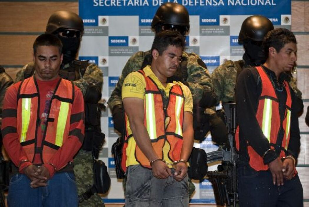 'El Piolín' confesó que el asesinato del agente Jaime Zapata fue por error.