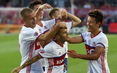 Jornada 20 MLS, resultados