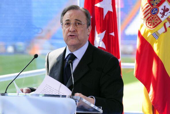 El Real Madrid presentó el proyecto 'Real Madrid Resort Island'.
