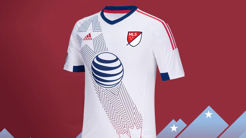Camiseta del Partido de las Estrellas de la MLS 2015