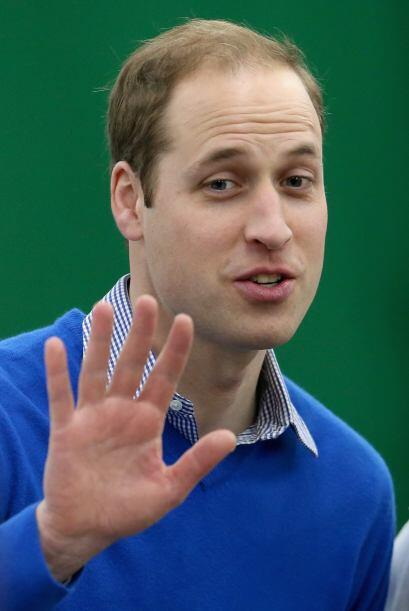 El Duque esta vez salió sin Kate. Mira aquí los videos más chismosos.
