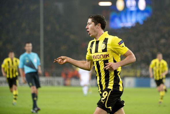 El 1-0 esperanzaba al Borussia, que apostaba a su localía para sumar pun...