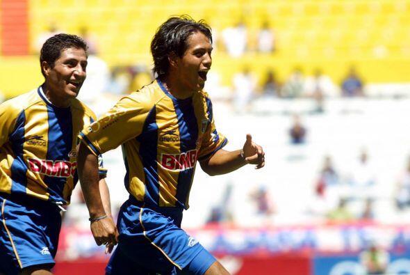El San Luis, en su primer ascenso, era un equipo que mantenía el...