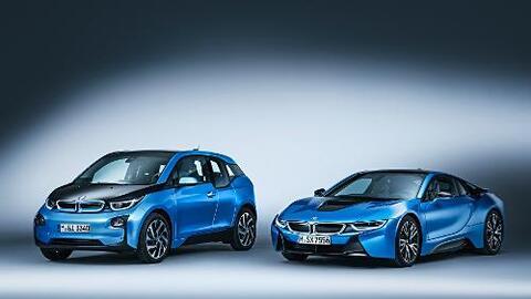 BMW i8, su historia en imágenes