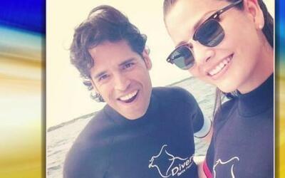 Ana Patricia y Luis están en un paraíso terrenal