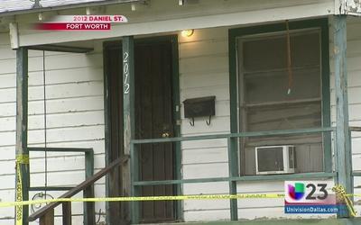 Dos homicidios en Fort Worth